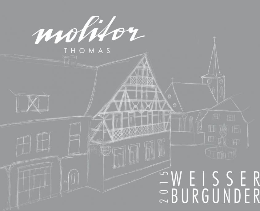Weingut Thomas Molitor Nordheim am Main Weisser Burgunder