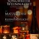 Weingut Thomas Molitor Nordheim am Main Songwriter Weinnacht