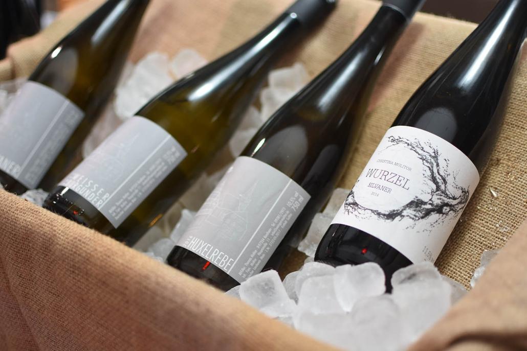 Weingut Thomas Molitor Nordheim am Main Weinprobe Weinkiste Wurzel Silvaner