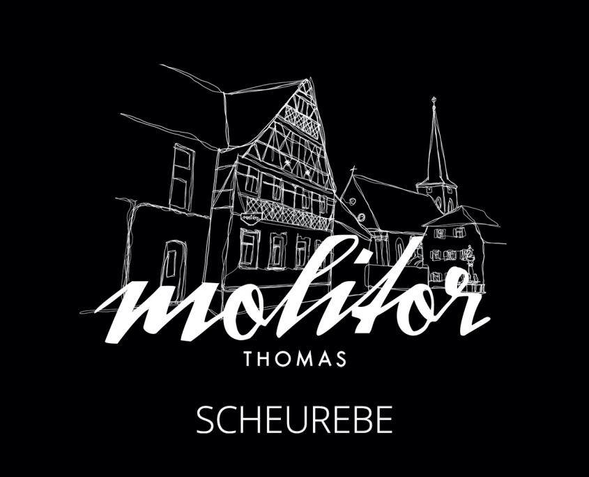 Weingut Thomas Molitor Nordheim am Main Scheurebe
