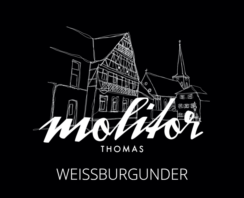 Weingut Thomas Molitor Nordheim am Main Weissburgunder