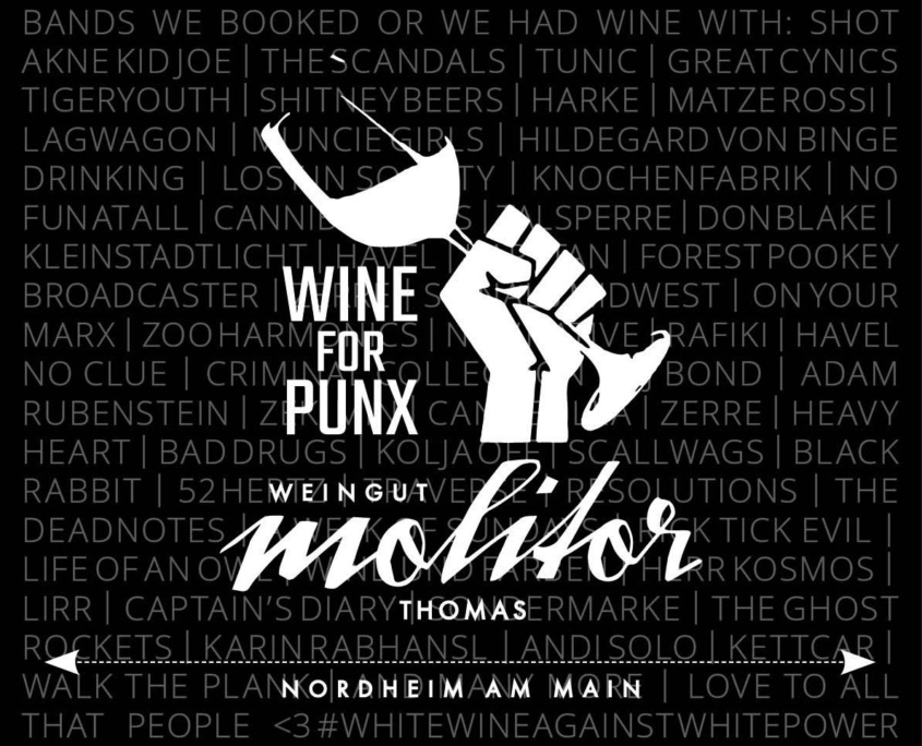 Weingut Thomas Molitor Nordheim am Main Wine for Punx