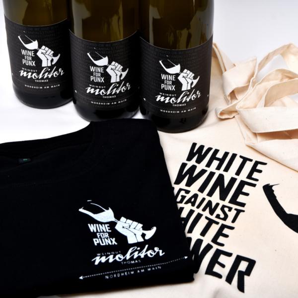 Weingut Thomas Molitor Nordheim am Main Wine for Punx Paket