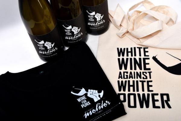 Weingut Thomas Molitor Nordheim am Main Wine for Punx Paket komplett CloseUp